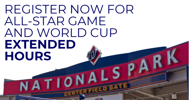All Star and World Cup Extended Hours