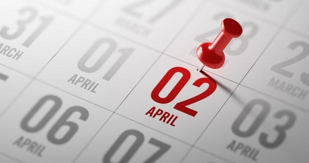 April 2nd