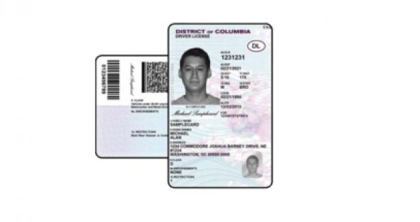 Vertical DC IDs